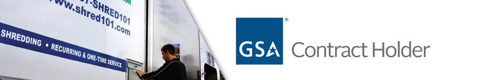 Federal Government Shredding Services GSA